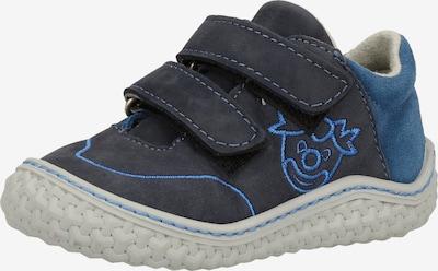 Pepino Chaussure basse en bleu, Vue avec produit