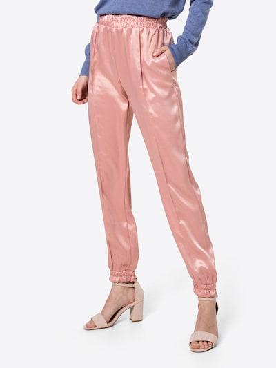 Pantaloni 'HANI' WAL G. di colore rosa antico, Visualizzazione modelli