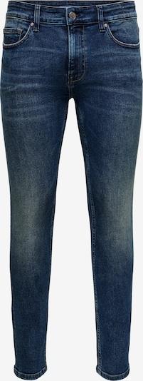 Only & Sons Jeans 'Warp' in de kleur Blauw denim, Productweergave