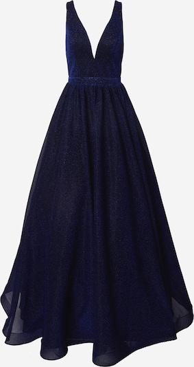 mascara Robe de soirée 'Sparkle' en bleu marine, Vue avec produit