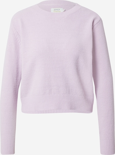 Pullover 'COYA' ONLY di colore lilla chiaro, Visualizzazione prodotti