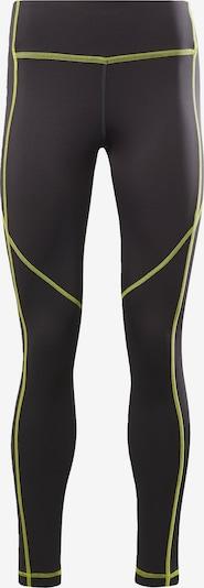 REEBOK Leggings 'Les Mills' in schwarz, Produktansicht