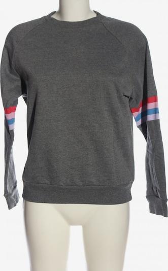 TWINTIP Sweatshirt in M in blau / hellgrau / pink, Produktansicht
