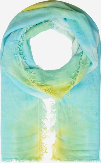 APART Tuch in hellblau / gelb / mischfarben, Produktansicht
