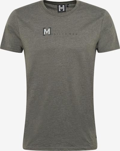 Hailys Men Shirt 'Marlon' in Stone / Black, Item view