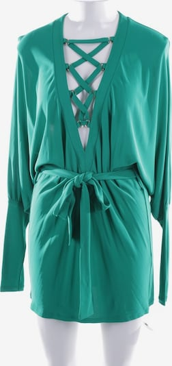 Balmain Kleid in XXS in smaragd, Produktansicht
