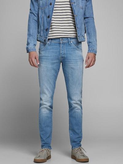JACK & JONES Jeans 'Glenn' in hellblau, Modelansicht