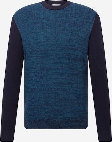 ESPRIT Sweter w kolorze niebieski
