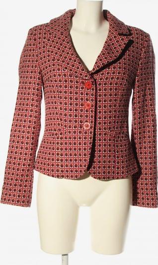 Style Tweedblazer in S in creme / pink / rot, Produktansicht