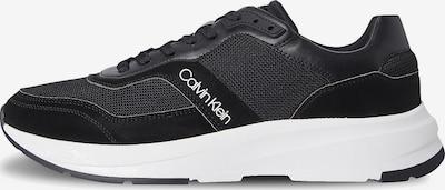 Calvin Klein Sneakers laag in de kleur Zwart / Wit, Productweergave