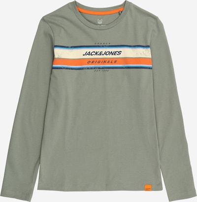 Maglietta 'TYLER' Jack & Jones Junior di colore beige / navy / cachi / lilla / arancione pastello, Visualizzazione prodotti