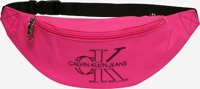 Calvin Klein Jeans Torba na pasek w kolorze różowy / czarnym, Podgląd produktu