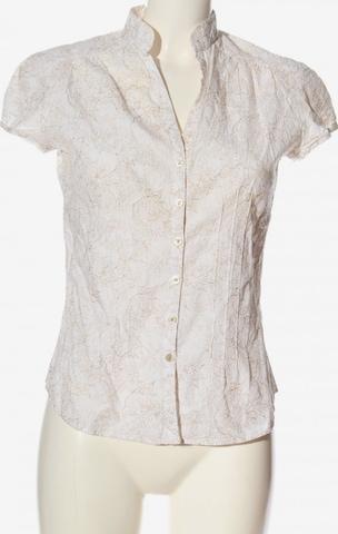 JETTE Kurzarmhemd in M in Weiß