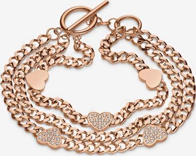 Guido Maria Kretschmer Jewellery Armband in rosé, Produktansicht