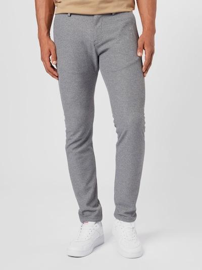 TOM TAILOR Chino kalhoty 'Travis' - šedá, Model/ka
