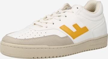 Flamingos' Life Sneakers 'Retro 90's' in White
