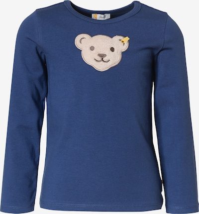 STEIFF Shirt in Beige / Blue / Brown / Yellow, Item view