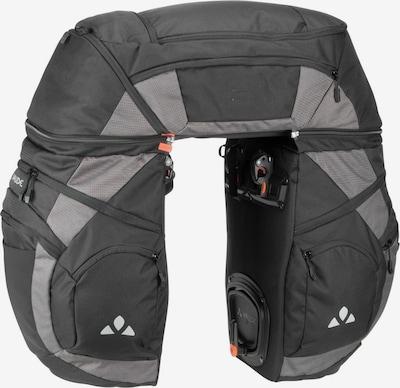 VAUDE Fahrradtasche ' Karakorum Pro ' in grau / schwarz, Produktansicht