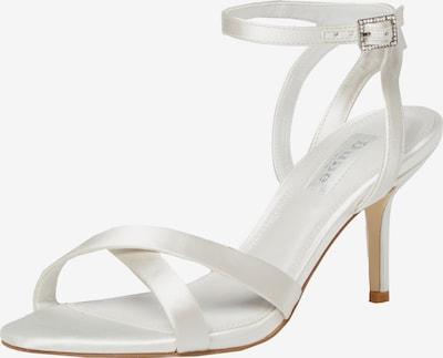 Dune LONDON Strap sandal 'MIRRA' in White, Item view