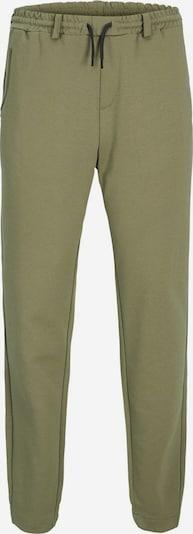 Jack & Jones Junior Broek in de kleur Groen, Productweergave