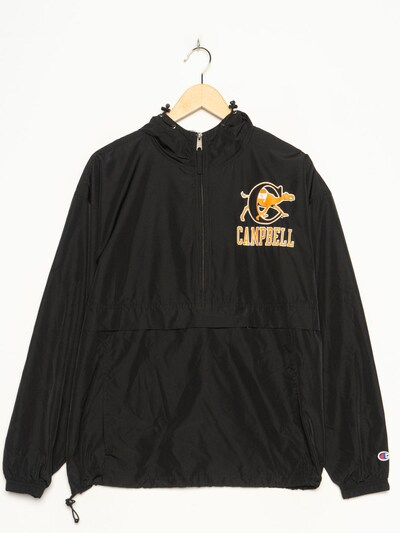 Champion Authentic Athletic Apparel Windbreaker in L in schwarz, Produktansicht