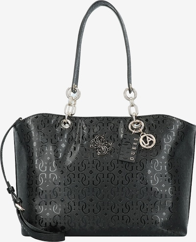 GUESS Shopper 'Chic Shine' in schwarz, Produktansicht
