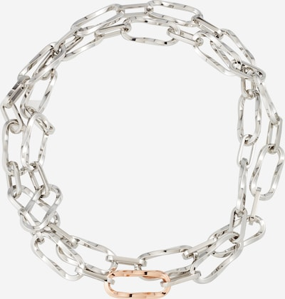 BOSS Casual Necklace 'Signature Chain' in Rose gold / Silver, Item view