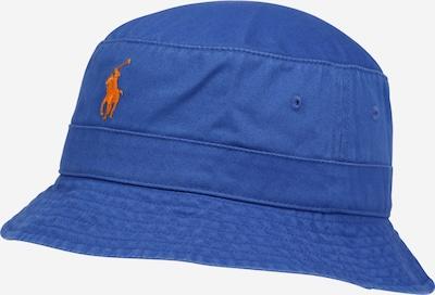 POLO RALPH LAUREN Hoed in de kleur Royal blue/koningsblauw / Oranjerood, Productweergave