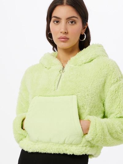 Tally Weijl Пуловер 'PEMIKE' в ябълка: Изглед отпред