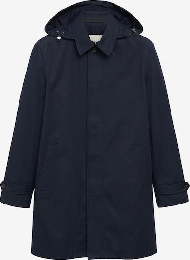 MANGO MAN Functionele jas in de kleur Navy, Productweergave