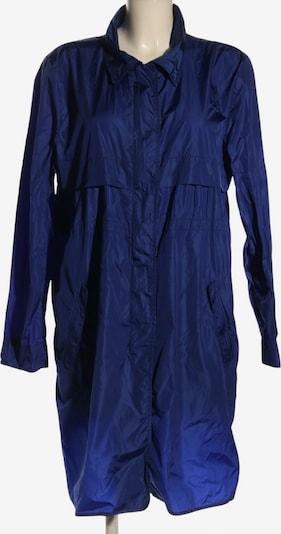 PRADA Regenmantel in L in blau, Produktansicht