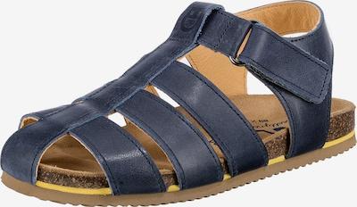 DULIS Sandale in dunkelblau, Produktansicht