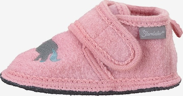 STERNTALER Slippers in Pink