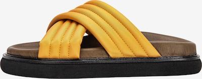 INUOVO Pantolette in gelb, Produktansicht