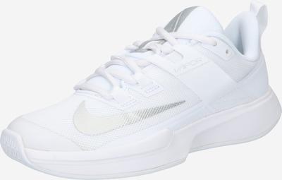 NIKE Chaussure de sport 'Court Vapor Lite' en gris / blanc, Vue avec produit