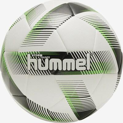 Hummel Ball in grau / limette / weiß, Produktansicht