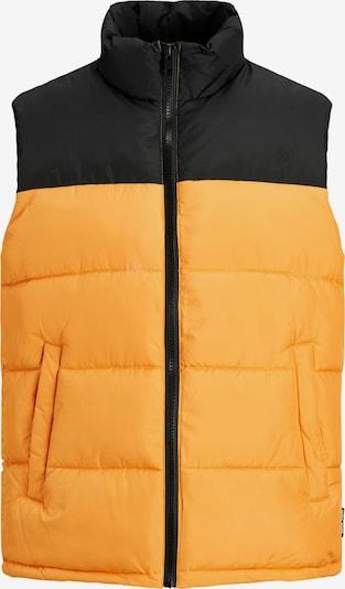 JACK & JONES Bodywarmer 'Paul' in de kleur Lichtoranje / Zwart, Productweergave