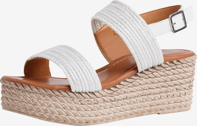 JANA Sandalette in weiß, Produktansicht