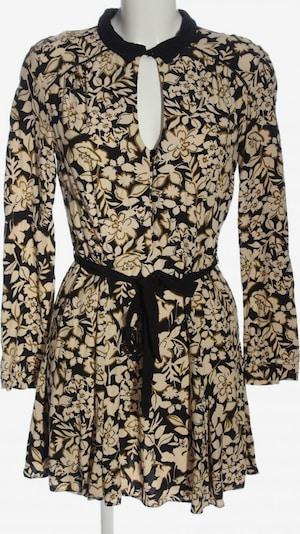 Miss Selfridge Langarmkleid in M in schwarz / wollweiß, Produktansicht
