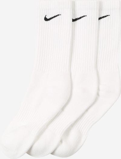 NIKE Socken in schwarz / weiß, Produktansicht