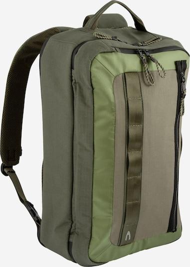 CAMEL ACTIVE Rucksack in khaki / oliv / hellgrün, Produktansicht