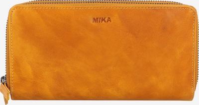 MIKA Geldbörse in dunkelgelb, Produktansicht