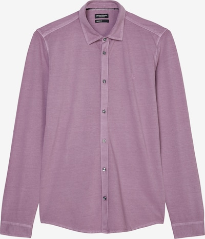Marc O'Polo Hemd in lila, Produktansicht