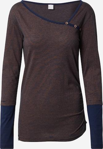 Iriedaily Shirt in Blau