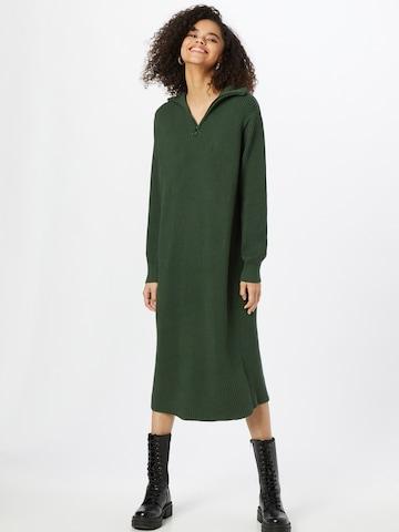 SKFK Knitted dress 'GERGORE' in Green