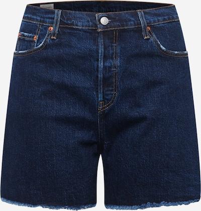 Levi's® Plus Jeans in blue denim, Produktansicht