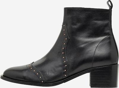 Bianco Stiefelette 'Carol' in schwarz, Produktansicht