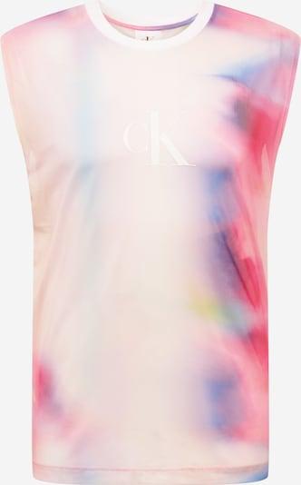 Calvin Klein Jeans Top 'PRIDE' in mischfarben / rosa, Produktansicht