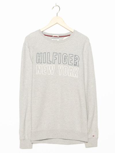 TOMMY HILFIGER Pullover in M in graumeliert, Produktansicht