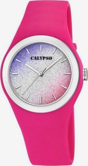CALYPSO WATCHES Uhr 'Trendy' in lila / pink / silber, Produktansicht